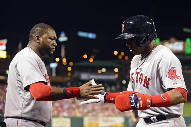 Predicting What the Boston Red Sox's Lineup Will Look Like Next Year