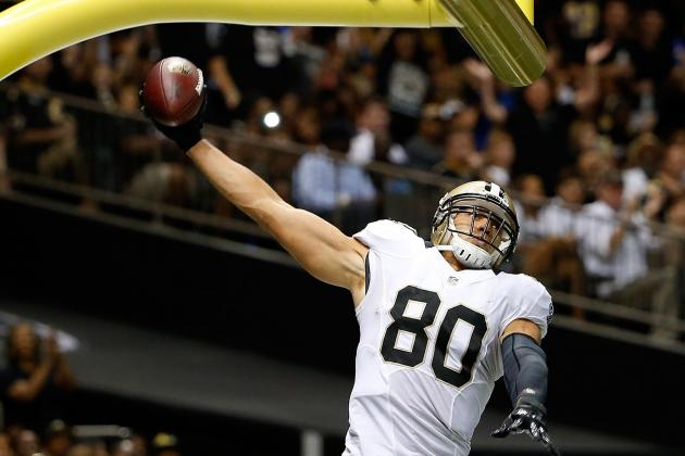Fantasy Football 2014: TE Rankings, Riser, Faller, Sleepers and Risks