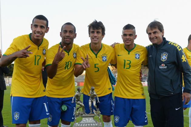 10 Young Brazil Players Poised to Break out in 2014/15