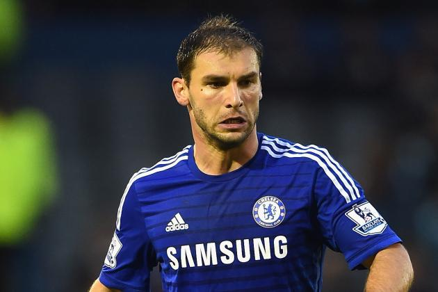 The Case for Branislav Ivanovic to Be Chelsea's First-Choice Right-Back