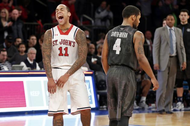 Predicting the 2014-15 Big East All-Conference Teams