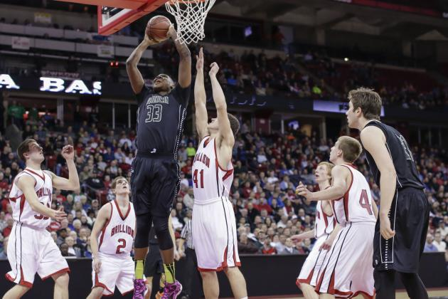 College Basketball Recruiting Rankings: B/R's Top 20 Players in Class of 2015