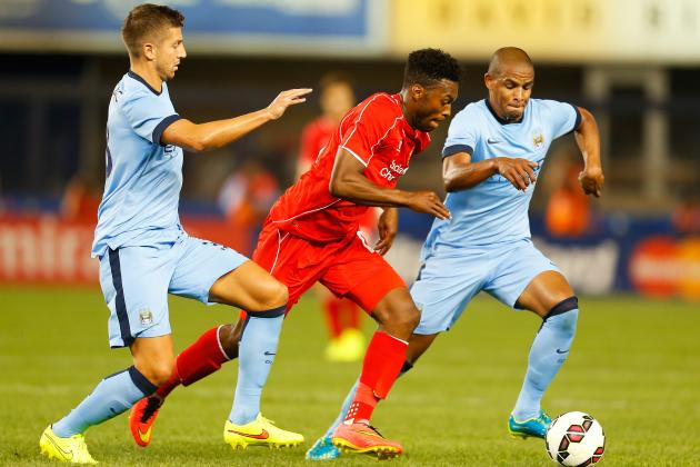 5 Key Battles That Will Shape Manchester City's Clash with Liverpool