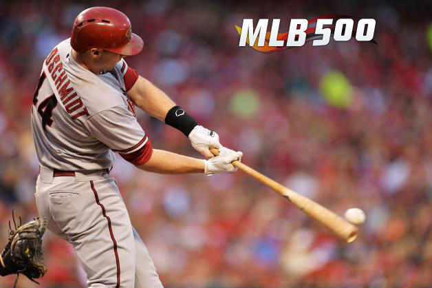 MLB 500 2014: Top 35 First Basemen