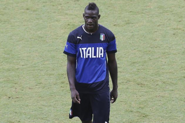 Mario Balotelli: 5 Reasons Why He Won't Fit in at Liverpool