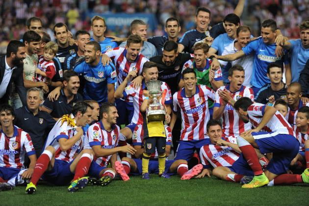 Atletico Madrid vs. Real Madrid: Winners and Losers from Spanish Super Cup