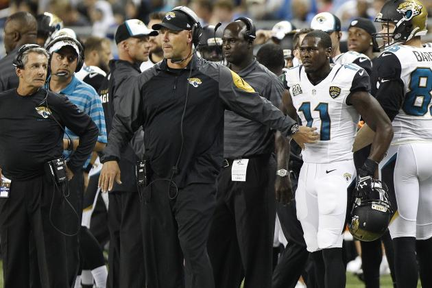 Jacksonville Jaguars vs. Detroit Lions: Report Card Grades for Each Jaguars Unit