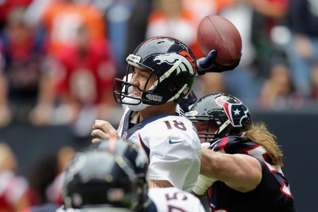 Denver Broncos vs. Houston Texans: Broncos' Preseason Week 3 Game Preview