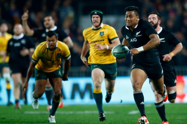 New Zealand vs. Australia: Winners and Losers from Bledisloe Cup