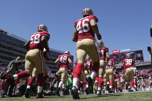 Updated 53 Man Roster Projections for 49ers Post Week 3 of Preseason
