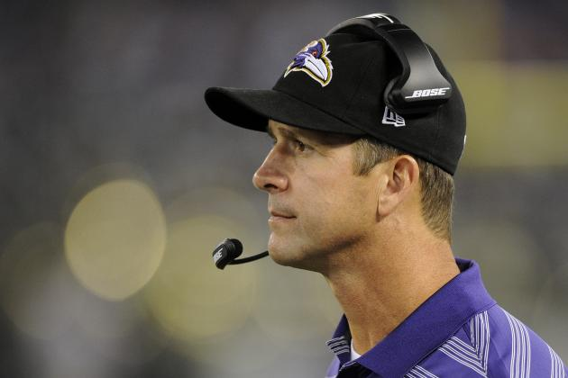 Baltimore vs. Washington: Report Card Grades for Each Ravens Unit