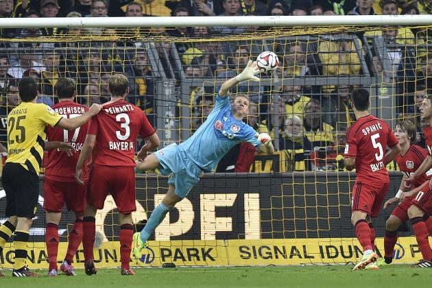 Borussia Dortmund vs. Bayer Leverkusen: Winners and Losers from Bundesliga Game