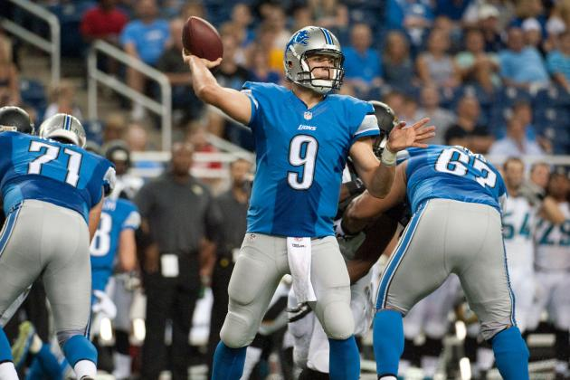 Detroit Lions: What We've Learned Through Week 3 of Preseason