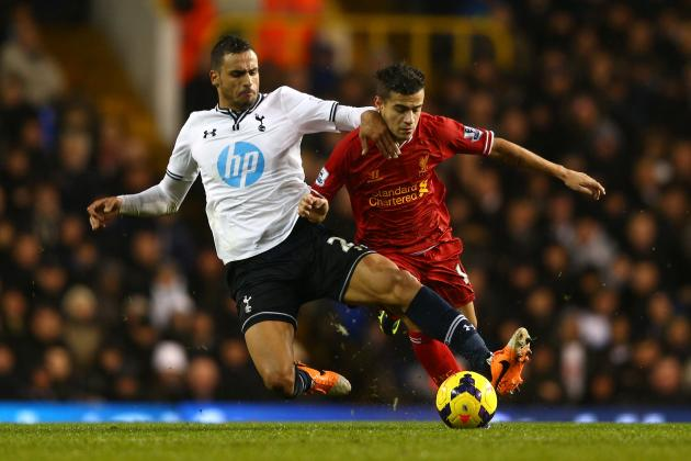 Picking a Combined Tottenham-Liverpool XI