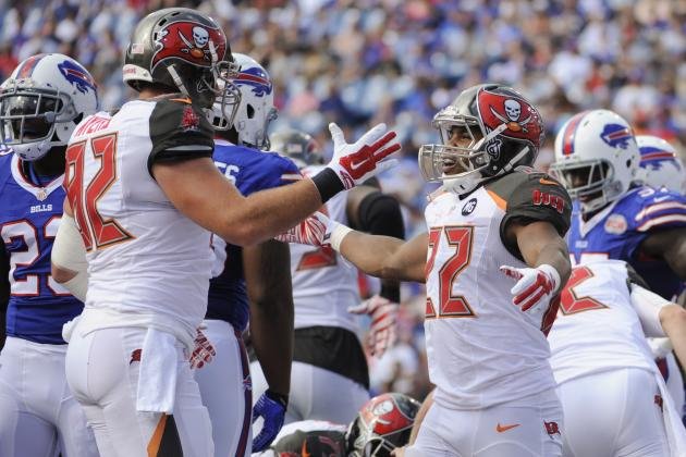 Tampa Bay Buccaneers vs. Buffalo Bills: Report Card Grades for Each Bucs Unit