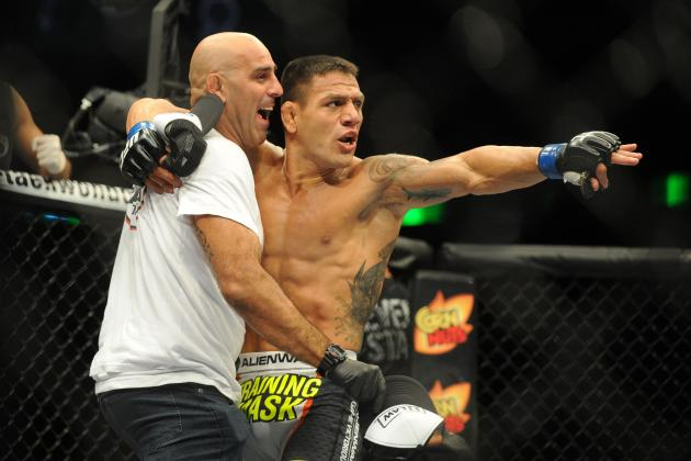 UFC Fight Night 48 and 49 Results: Grades for All Main Card Fighters