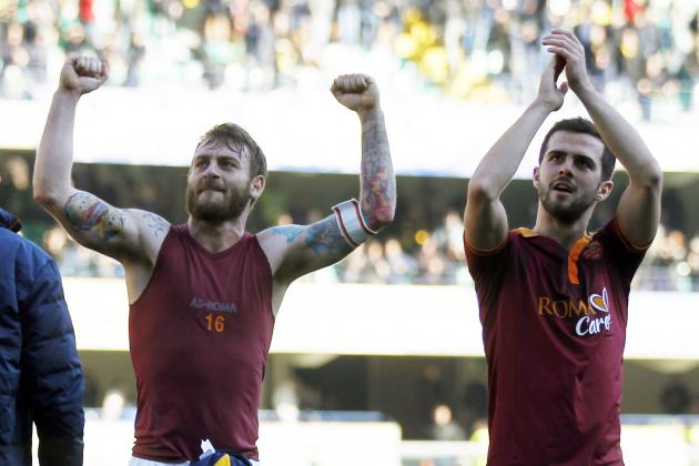 AS Roma: Full Report Card for Every Position Entering Serie a Season
