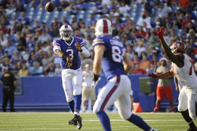 Buffalo vs. Tampa Bay: Report Card Grades for Each Bills Unit