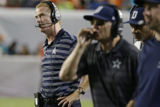 Dallas vs. Miami: Report Card Grades for Each Cowboys Unit