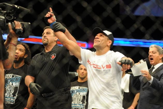 UFC Fight Night 49 Results: 3 Fights for Rafael Dos Anjos to Take Next
