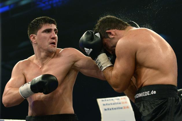 Marco Huck vs. Mirko Larghetti: Preview and Prediction for Title Fight