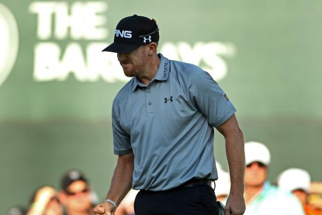 2014 Ryder Cup: Stock Watch for Team USA Candidates After the Barclays