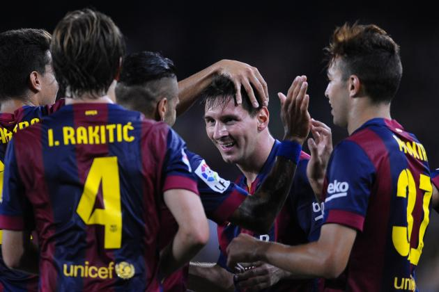 Barcelona vs. Elche: Winners and Losers from La Liga Game