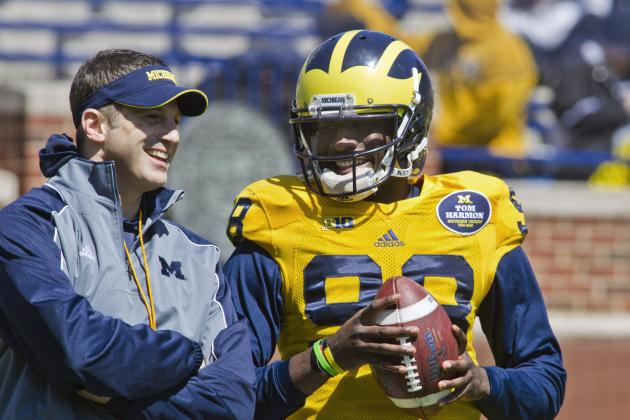 5 Bold Predictions for Michigan's 2014 Season
