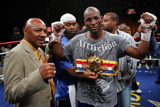 10 Best Fantasy Fights Between Retired Greats and Boxing's Top Current Stars