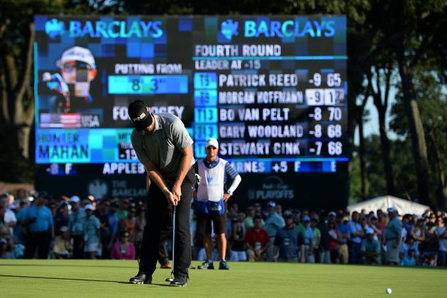 2014 FedEx Cup Playoffs: Winners and Losers from the Barclays