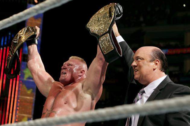 WWE Night of Champions 2014: Most Intriguing Storylines to Track on Road to PPV