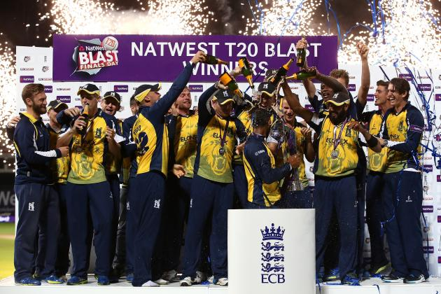 Natwest T20 Blast 2014: Picking a Team of the Tournament XI