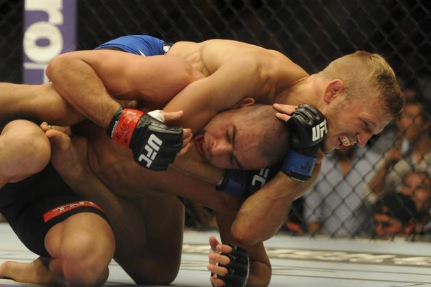 TJ Dillashaw vs. Renan Barao 2: A Head-to-Toe Breakdown