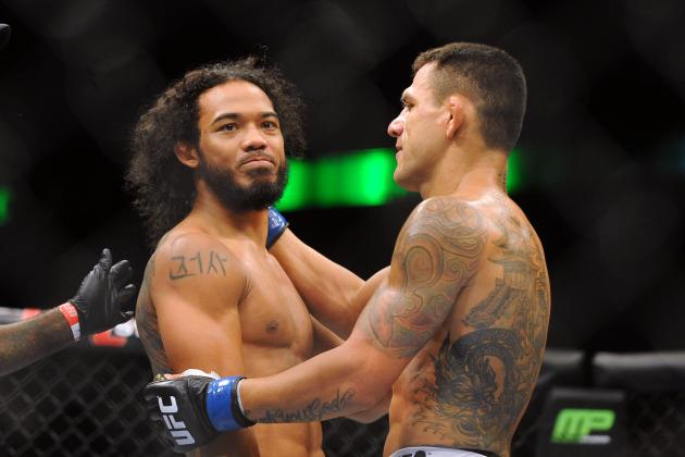 Benson Henderson and the 5 Best Fighters Fans Love to Hate
