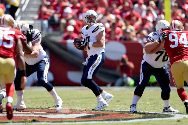 Chargers vs. 49ers: Report Card Grades for Every Chargers Unit