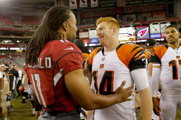 Cincinnati Bengals vs. Arizona Cardinals: Grades for Each Cardinals Unit