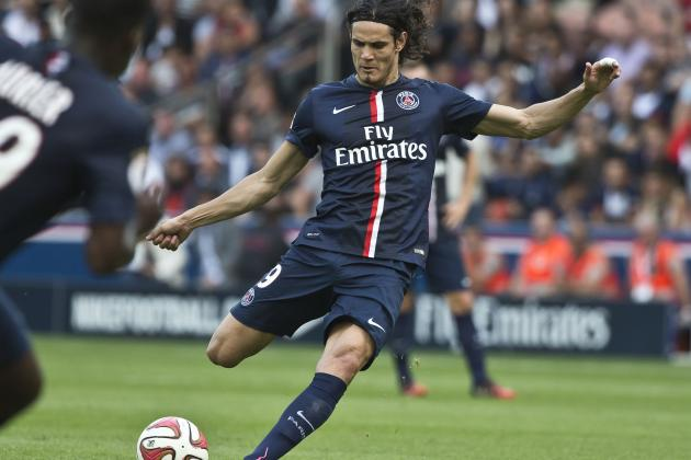 Why Edinson Cavani Will Step Up for PSG in Zlatan Ibrahimovic's Absence