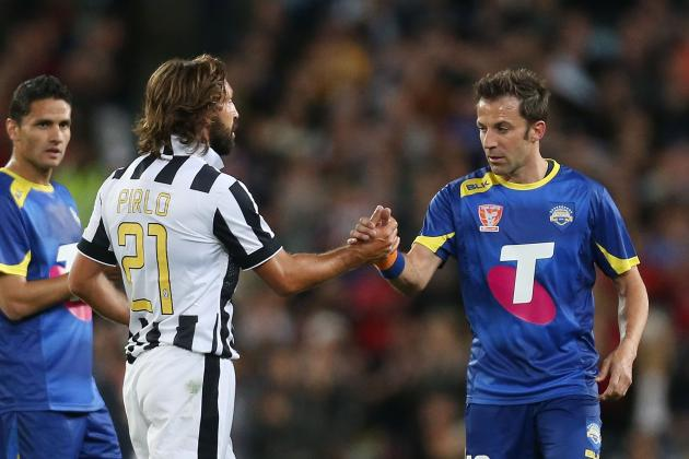 Juventus Transfer News and Rumours Tracker: Week of August 25