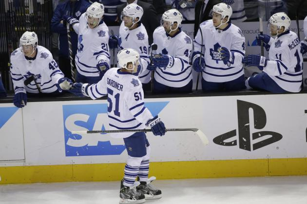 Ranking the 5 Most Important Players on the Toronto Maple Leafs Roster