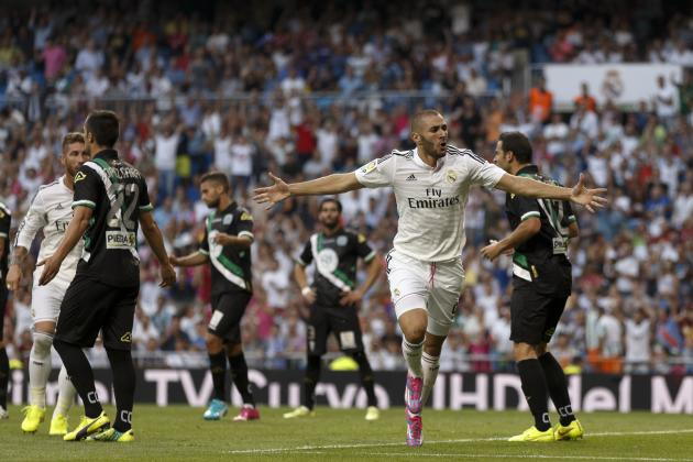 Real Madrid vs. Cordoba: Winners and Losers from La Liga Game