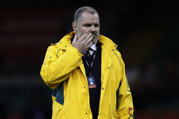 5 Biggest Concerns for Australia Coach Ewen McKenzie in Rugby Championship