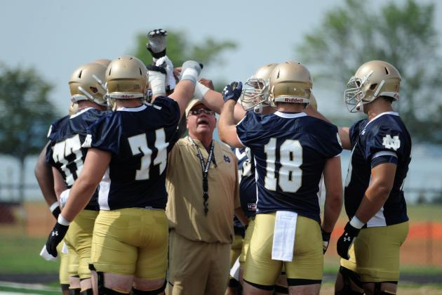 Notre Dame Fighting Irish vs. Rice Owls Complete Game Preview