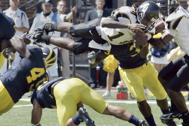 Michigan Wolverines vs. Appalachian State Mountaineers Complete Game Preview