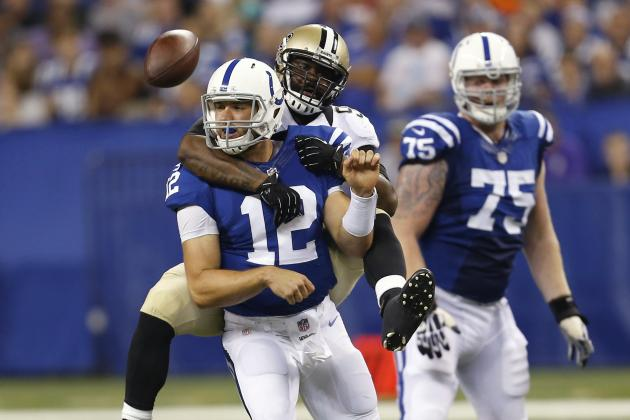 Indianapolis Colts Preseason: Week 3 Stock Report
