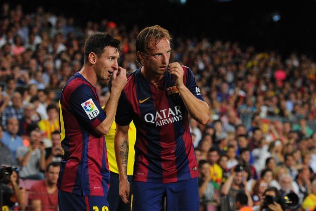 La Liga Team of the Weekend of August 22-25