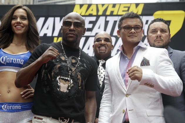 Mayweather vs. Maidana: Top Early Storylines Surrounding Blockbuster Fight