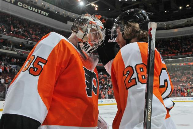 Ranking the 5 Most Important Players on the Philadelphia Flyers Roster