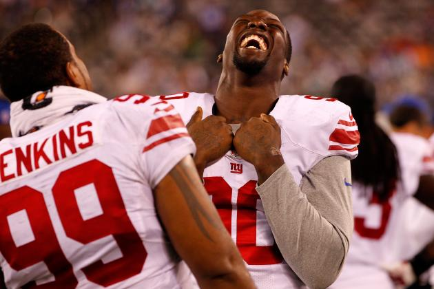 New York vs. New England: Giants Preseason Week 4 Game Preview