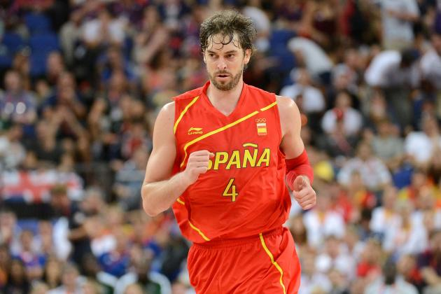 Ranking the Top 25 Players at 2014 FIBA World Cup of Basketball
