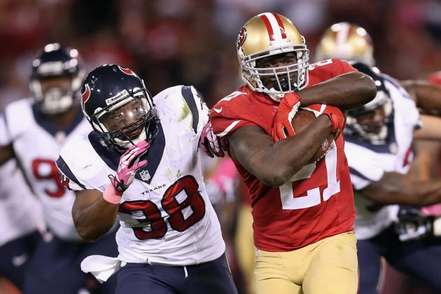 San Francisco 49ers vs. Houston Texans: 49ers' Preseason Week 3 Game Preview